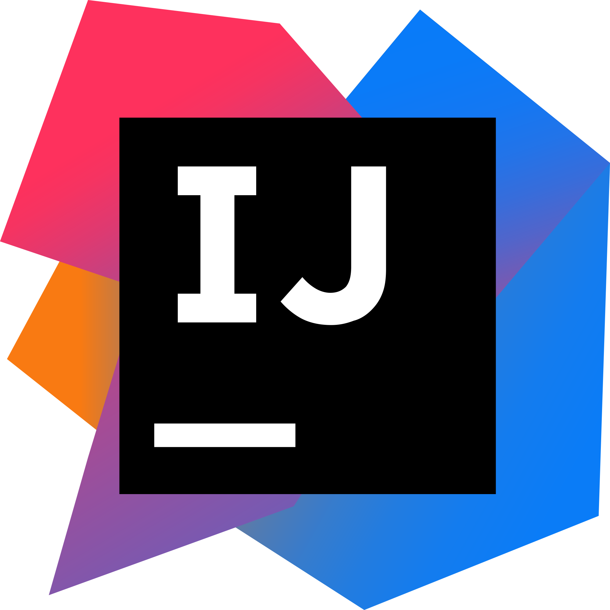 JetBrains IDEA logo